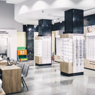 szeroki wybór okularów w salonie optycznym oculus